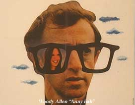woody allen - anny hall